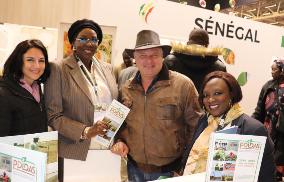 Salon International d'Agriculture de Paris 2020: Le PDIDAS présente les potentialités d'agrobusiness au Sénégal