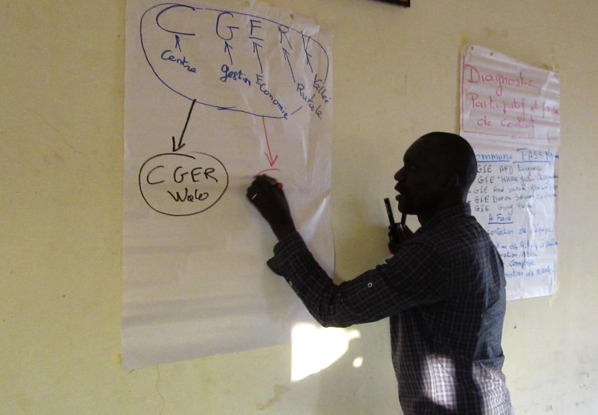 PDIDAS : Formation en gestion financière, administrative et comptable au profit des GIE bénéficiaires du Projet